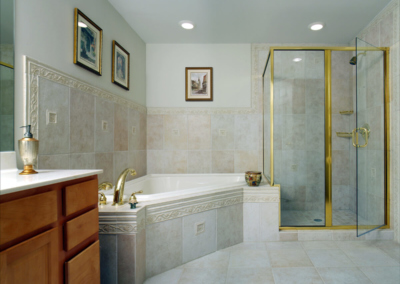 Smart_Homes USA Ponte Vedra bathroom corner soaking tub