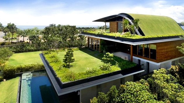 Eco-friendly housing is the new way to go!