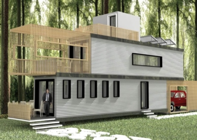 4 v3 two_shipping_container_home_roof_deck_solar_panels